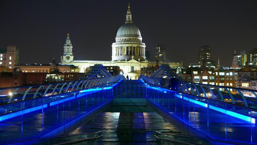 Image result for millennium bridge london