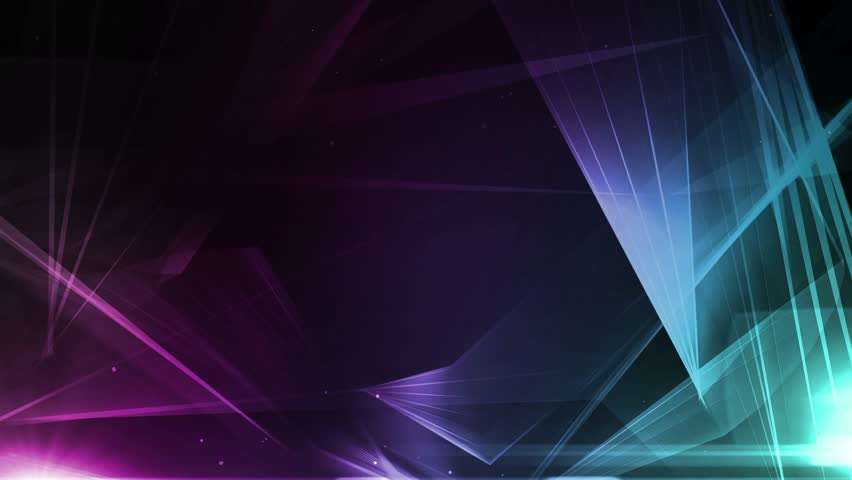 Abstract colorful geometric form. | Shutterstock HD Video #11602682