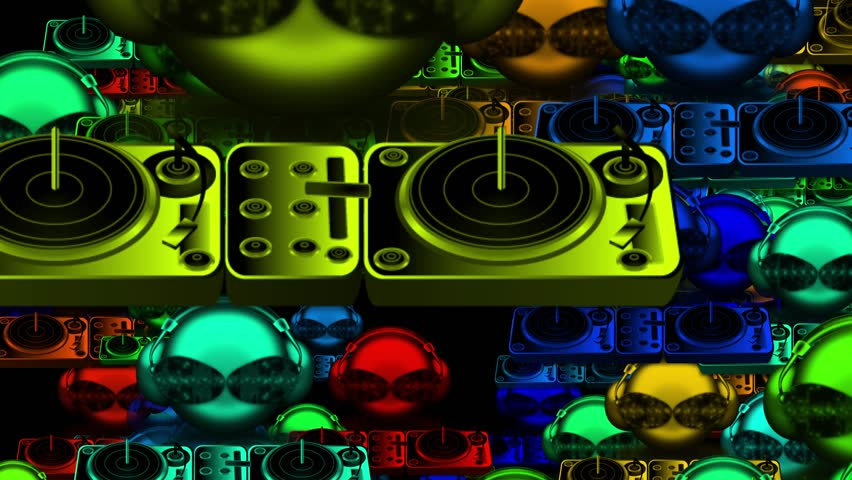 Looped Dj Dance Background for Stock Footage Video (100% Royalty-free)  11768642 | Shutterstock