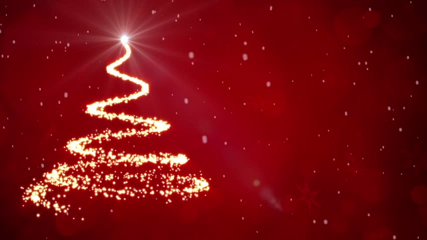 Christmas Tree Light Particles On Stock Footage Video 100 Royalty Free 11891192 Shutterstock