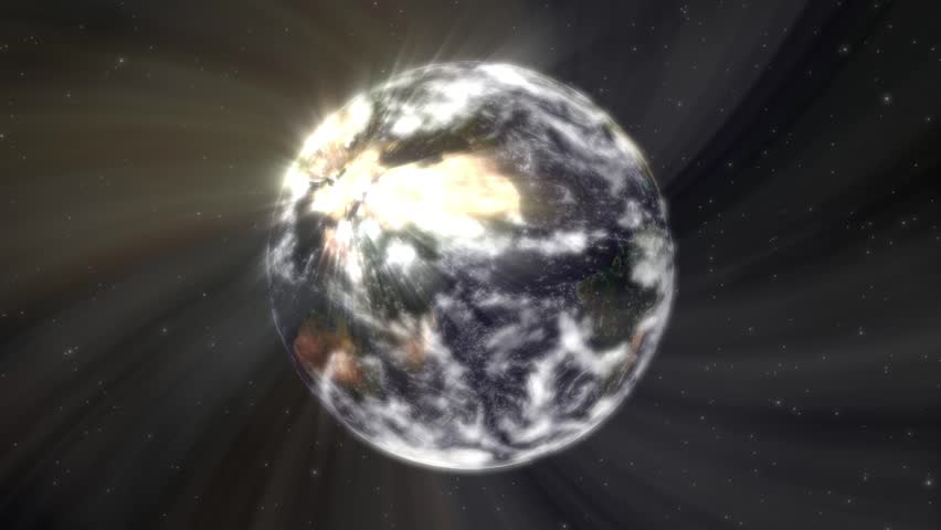 Earth 3d illusion. Special vizual effect for event background. Vj and Disco decoration. Loop playback. Curved shapes, and blured good ray rotation animation. All world countries and landscapes.Live   Shutterstock HD Video #11903282