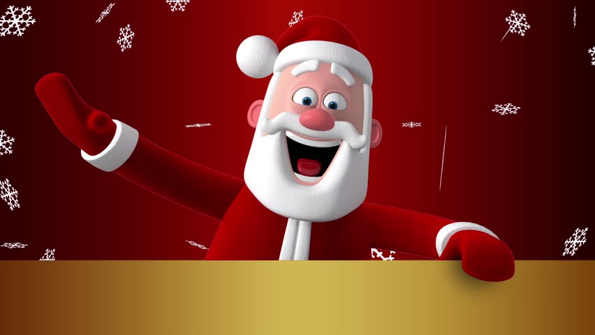 Christmas Animation.3d New Year Greeting Card Stock Footage Video 100 Royalty Free 11948132 Shutterstock