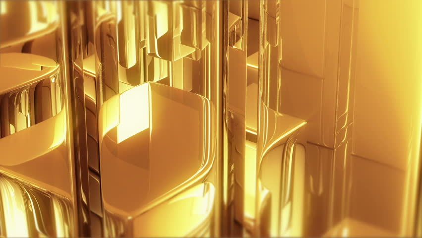 Gold background LOOP