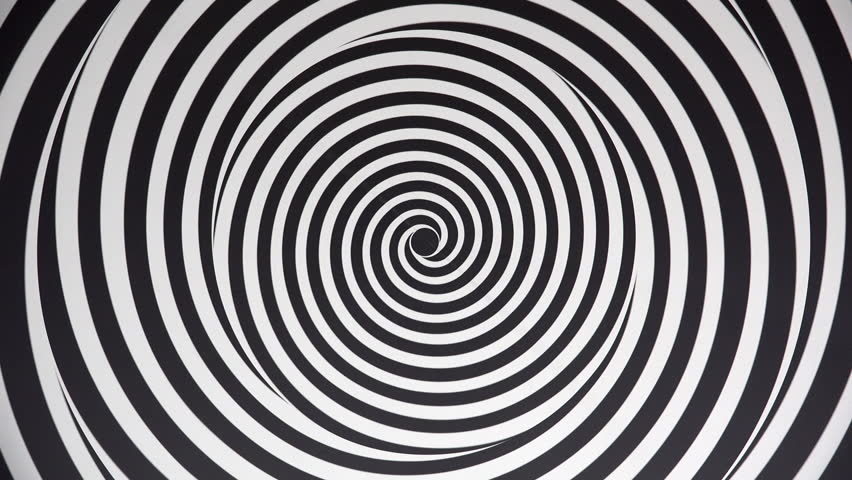 Spiraling background that makes you dizzy and sick 4k