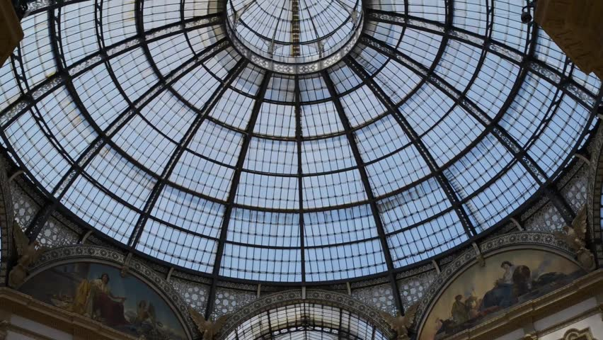 Galleria Vittorio Emanuele II is one of world's oldest shopping malls. Housed within four-story double arcade in Milan, Galleria is named after Vittorio Emanuele II, first king of Kingdom of Italy.