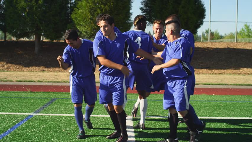 Header of goal