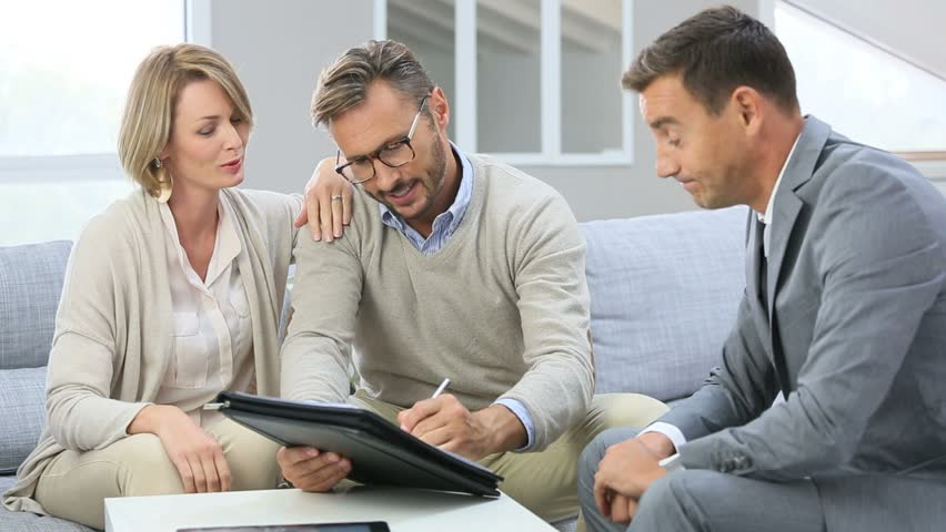 Image result for meeting with real estate agent