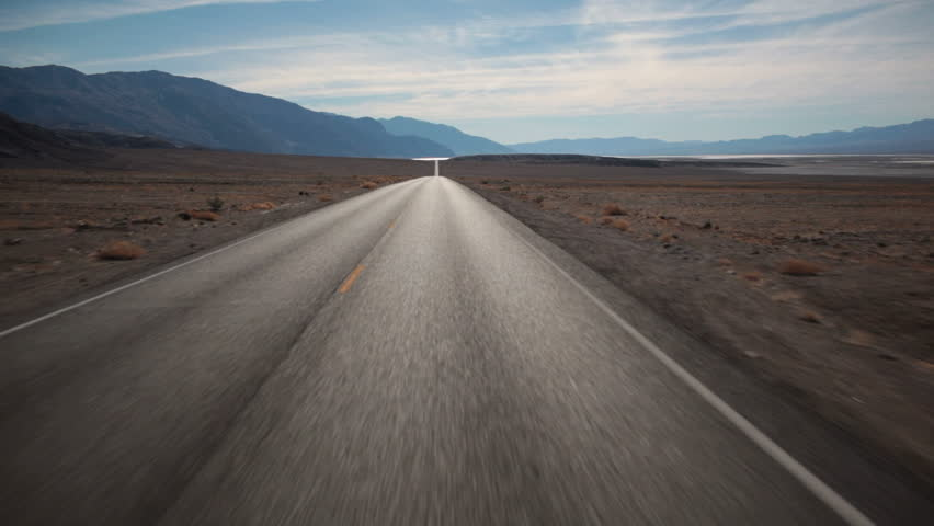 Open road POV | Shutterstock HD Video #1256533