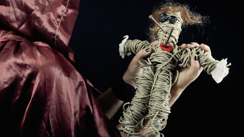 как вернуть мужа домой куклой вуду