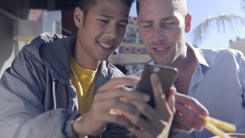 Gay asian boyfriend