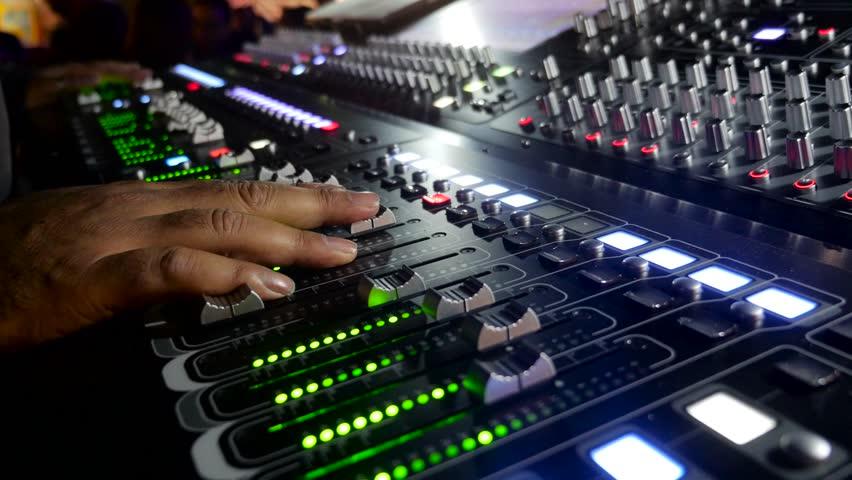 Header of mixer