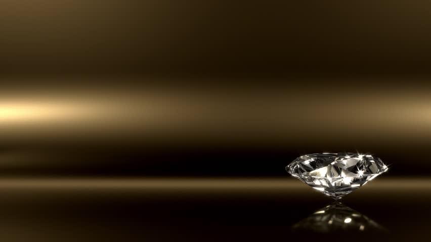 Stock video of glamorous diamond 1288972 shutterstock - Glamour background ...