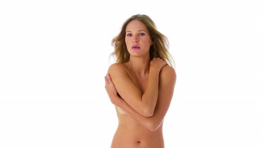 Commit error. Naked girl covering boobs consider