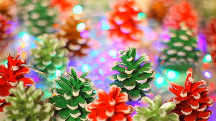 Colorful Christmas.Colorful Christmas Festive Background Made Stock Footage Video 100 Royalty Free 13000802 Shutterstock