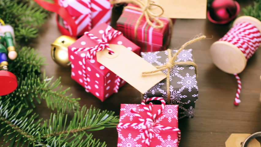 Image result for christmas presents grey  pink