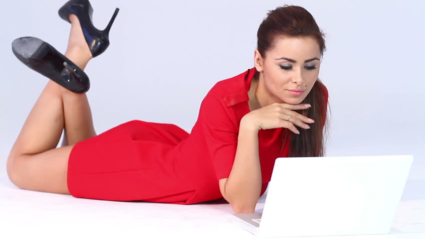 Image result for sexy woman on computer