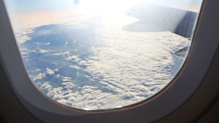 Awe Inspiring Airplane Window Seat View Stockvideos Filmmaterial 100 Lizenzfrei 13331882 Shutterstock Cjindustries Chair Design For Home Cjindustriesco