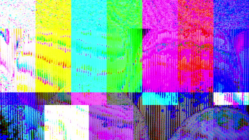 Distortion Static On Screen, Glitch Stock Footage Video (100% Royalty-free)  13384382 | Shutterstock
