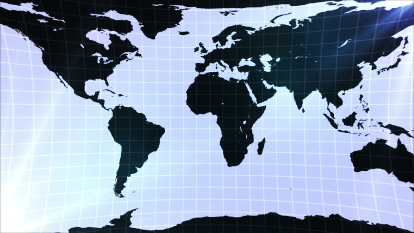Earth and Business Lines 4 - HD1080 | Shutterstock HD Video #1364245