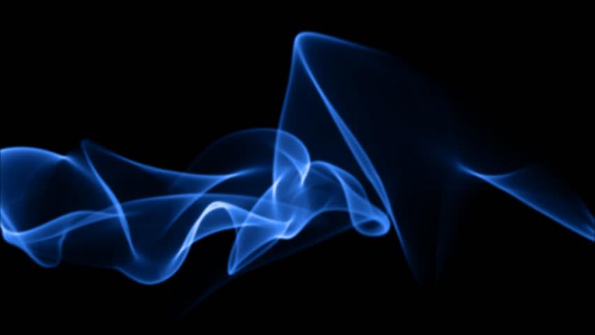 abstract blue shape Hd 1080p