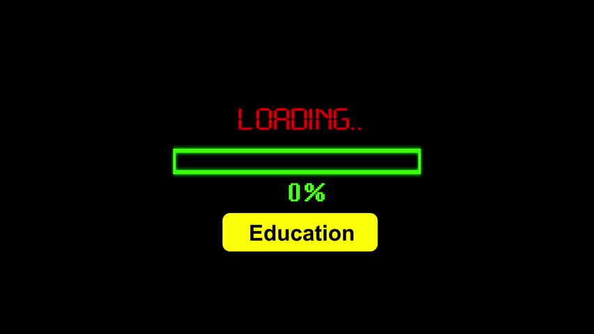 Education loading  | Shutterstock HD Video #13787117