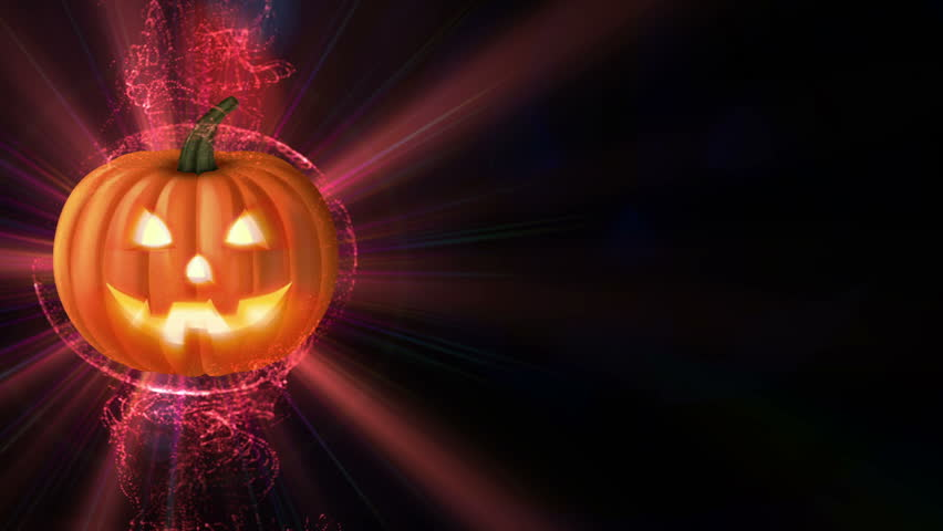 halloween background 4 hd stock video clip - Halloween Background Video