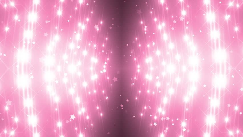 VJ Fractal pink kaleidoscopic background.Disco spectrum lights concert spot bulb. Abstract background with stars and particles for use with music videos. VJ Loops animation. | Shutterstock HD Video #14093792