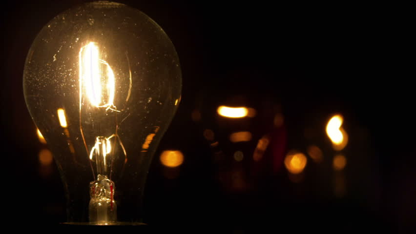Light Bulb Stock Footage Video - Shutterstock