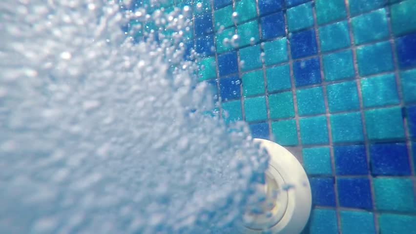 Underwater Bubbles from Pool Water Stock Footage Video (100% Royalty-free)  14429512 | Shutterstock