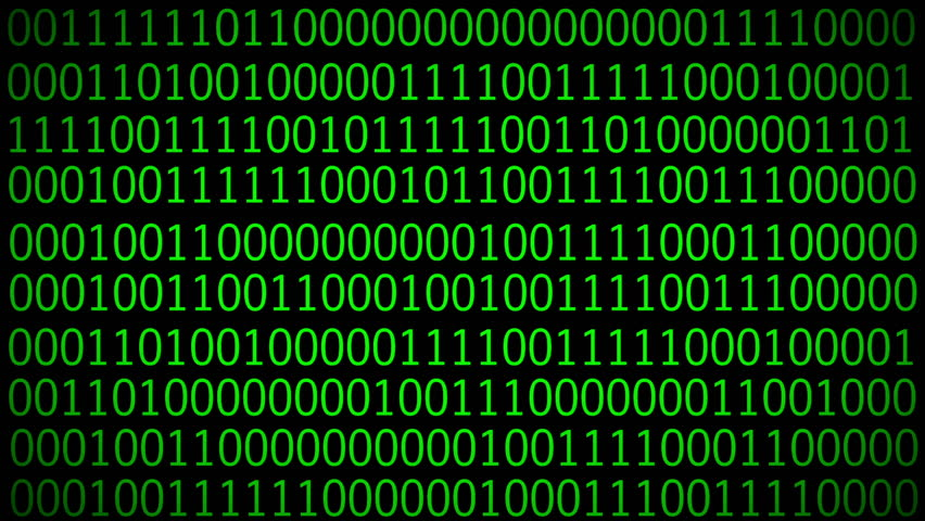 Binary Code Computer Screen Stock Photos &- Binary Code Computer ...
