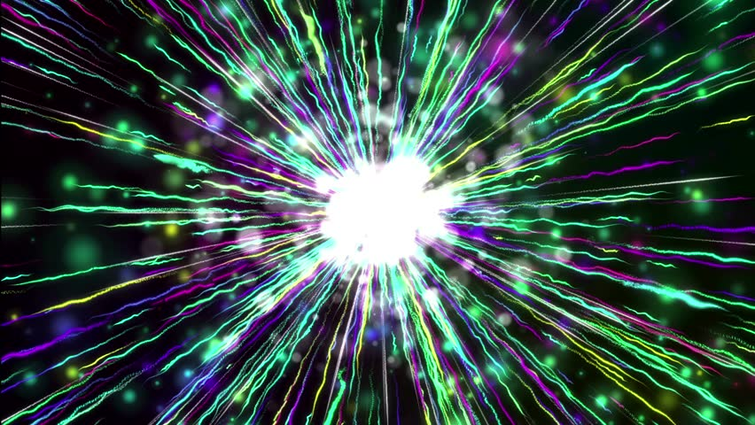 Seamless animation of abstract colorful laser light and fireworks seamless animation of abstract colorful laser light and fireworks shooting into the center and exploding with voltagebd