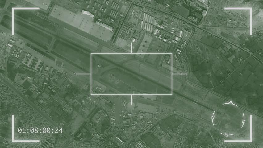 Military Surveillance Screen 4k Ultra High Definition