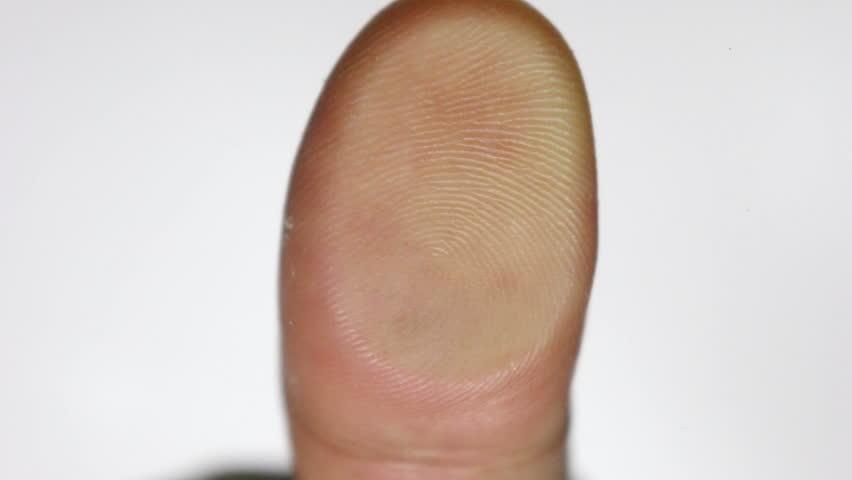 Leave a thumb print on the glass, Multi shot