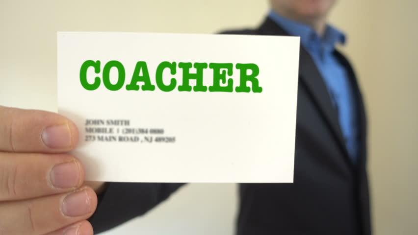 Header of coacher