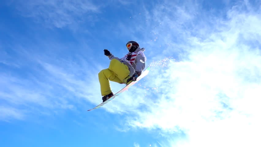 February 28, 2016 Novosibirsk,  Snowboarding Park,