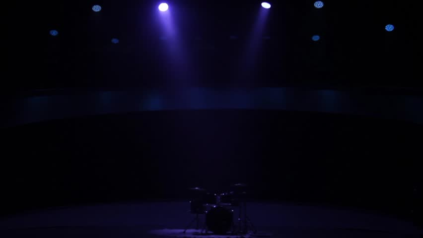Stage Lights Scene for different projects and events!!! | Shutterstock HD Video #14972152