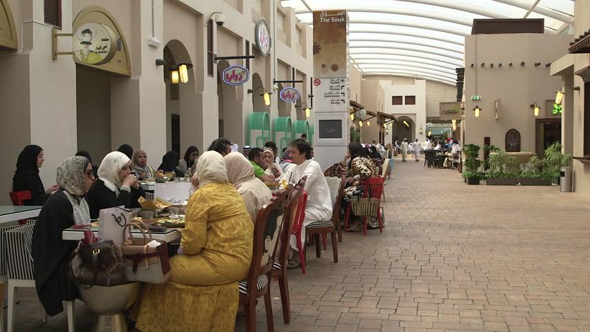 Stock video of kuwait medium long