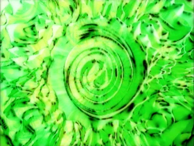 Green liquid patterns design | Shutterstock HD Video #1510282