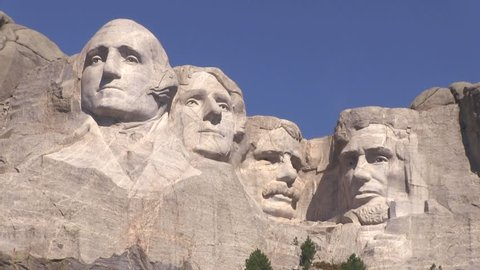 Mt. Rushmore National Memorial is located in southwestern South Dakota, USA.
