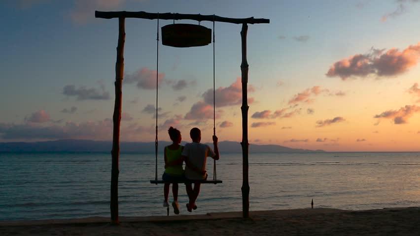 Swinging at sea 2009