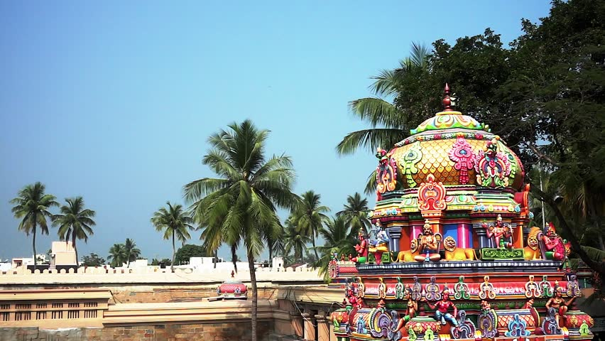 Tamil Nadu Culture Stock Video Footage - 4K And Hd Video -9807