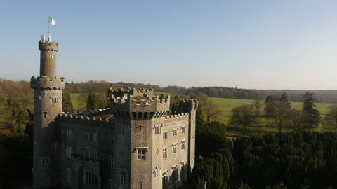 Open to the public and famously haunted, Charleville Castle is a Gothic-style castle located in County Offaly, Ireland, beside the town of Tullamore.
