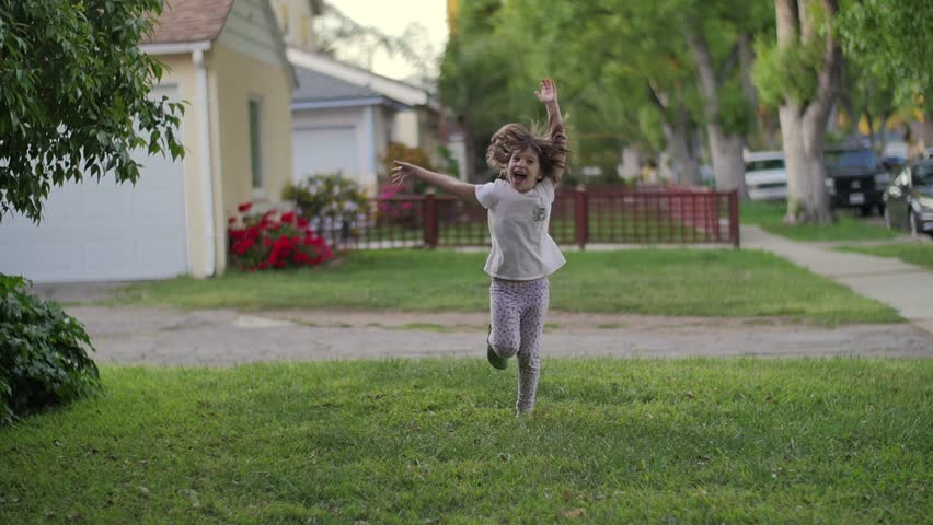Image result for little girl dancing in yard pictures