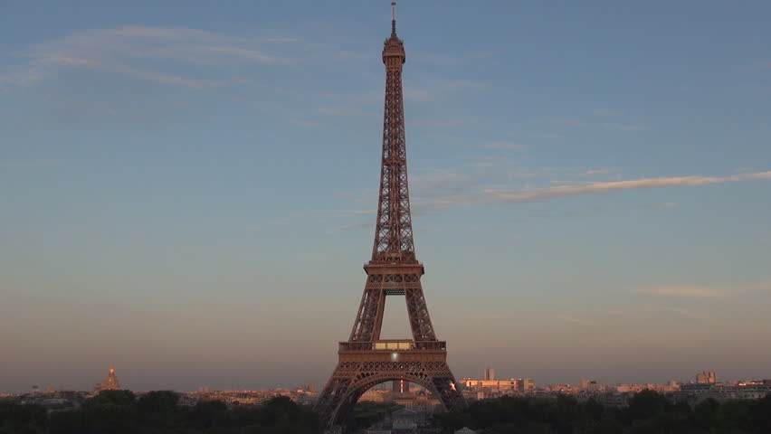 Paris France July 2015 Stock Footage Video 100 Royalty Free 15438742 Shutterstock