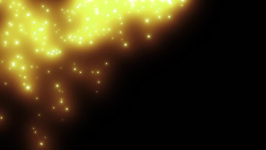 Particle curtain  | Shutterstock HD Video #15488362