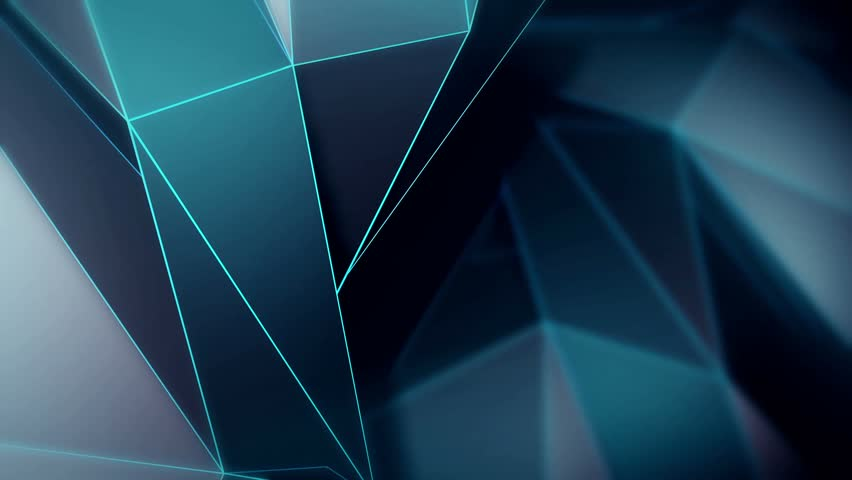 Abstract Triangle - Left and De focus | Shutterstock HD Video #1551025