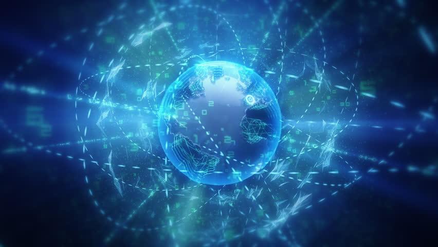 Global communication in cyberspace