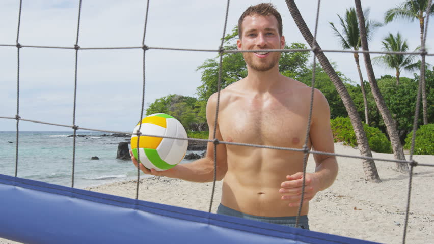 Nude Beach Volleyball Pictures