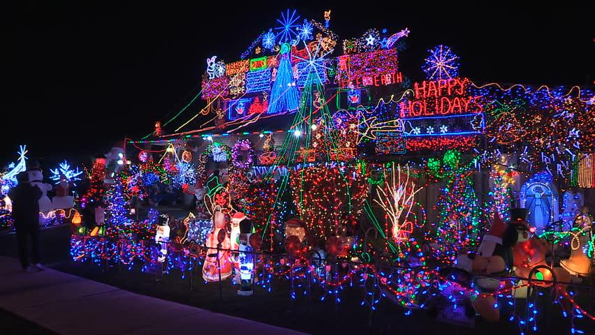 christmas lights zoo near me