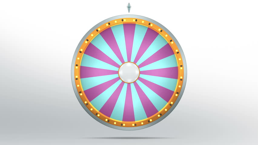 The wheel of fortune or Lucky spin animation was created by Three Dimensional. Video is included the alpha channel and motion loop.  Welcome to use for game and sale promotion concept. | Shutterstock HD Video #15687382